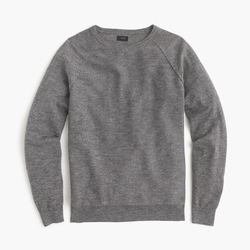 Slim Rugged Cotton Sweater by J.Crew in The Flash