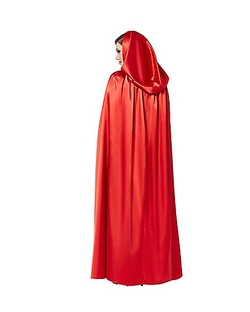 Satin Hooded Cape by Spirit Halloween in Scream Queens