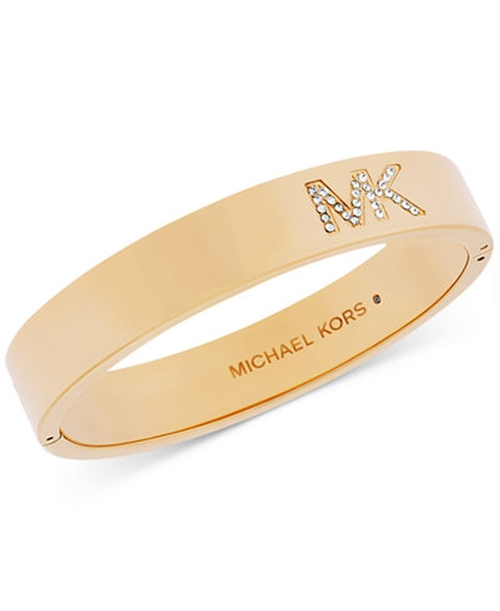 MK Logo Bangle by Michael Kors in Daredevil - Season 2 Preview