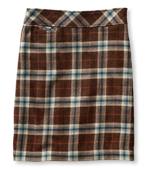 Women's Andover Skirt by L. L. Bean in Master of None - Season 1 Episode 7