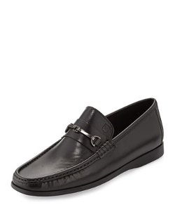 Enaudin Leather Slip-On Loafer by Bruno Magli in John Wick