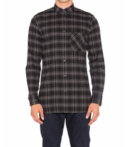 Flannel Seven Foot Shirt by Zanerobe in The Flash