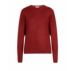 Crew-Neck Fine-Knit Cashmere Sweater by Raey in Daddy's Home 2