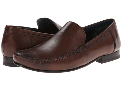 Simeen2 Slip On Loafers by Ted Baker in Vacation