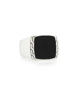 Jade Signet Ring by John Hardy in Youth