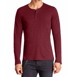 Solid Long Sleeve T-Shirt by The Kooples in Quantico