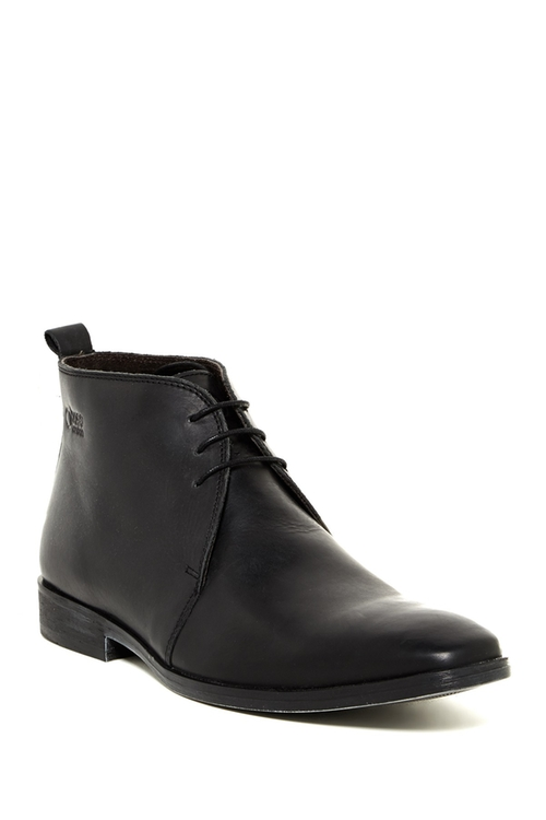 Cumin Boot Lace-Up Boot by Base London in She's Funny That Way