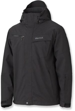 Men's Great Scott Shell Jacket by Marmot in Everest