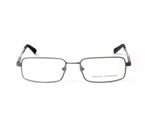 Rectangular Full-Rim Eyeglasses by David Yurman in The Accountant