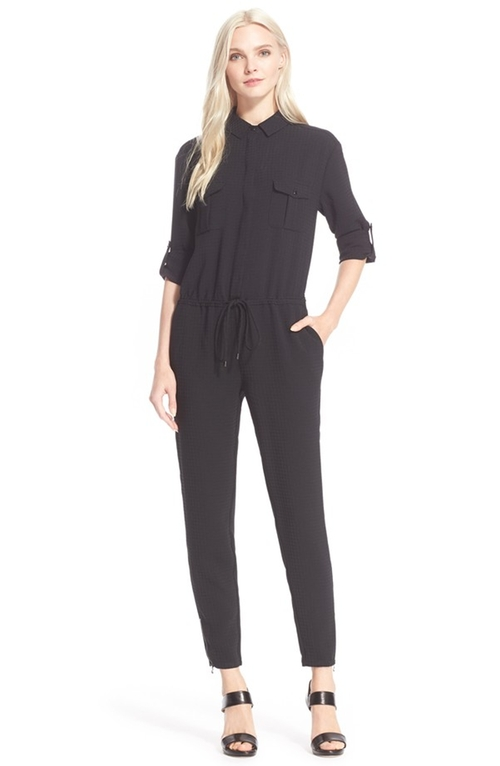 Easy Fit Jumpsuit by Ted Baker London in Suits - Season 5 Episode 10
