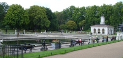 London, United Kingdom by Italian Gardens in Survivor