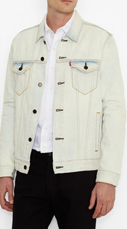 The Trucker Jacket by Levi's in Jessica Jones