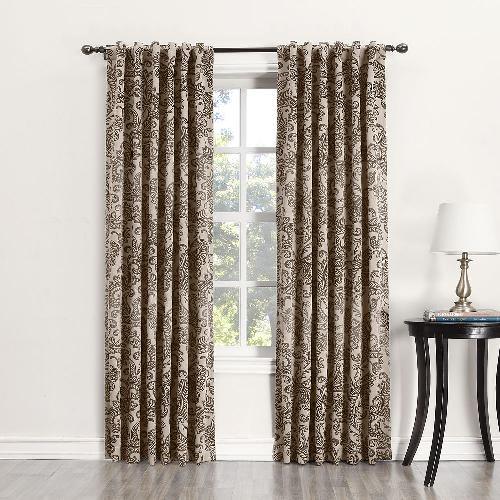Giuliana Blackout Window Panel Curtain by Home Classics in The Great Gatsby