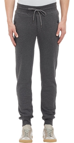 French Terry Sweatpants by Moncler in Self/Less