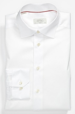 Slim Fit Dress Shirt by Eton in Suits