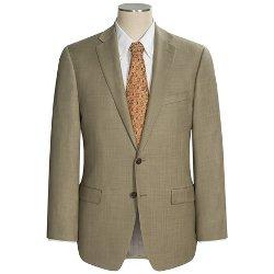 Slim-Fit Malik Suit by Calvin Klein in Drive