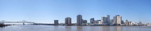 New Orleans Louisiana in Contraband