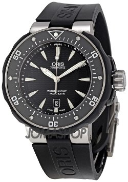 Pro Diver Automatic Titanium Mens Watch by Oris in Fast & Furious 6
