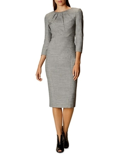 Tailored Midi Dress by Karen Millen in Designated Survivor