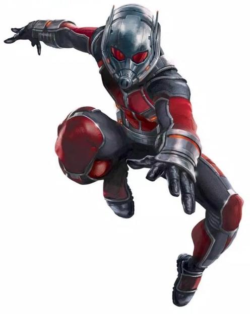 Custom Made Ant-Man Costume by Judianna Makovsky (Costume Designer)  in Captain America: Civil War