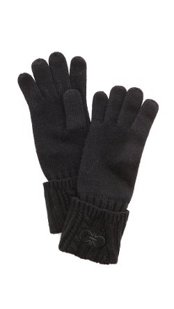 Knit Gloves by Salvatore Ferragamo in That Awkward Moment