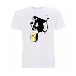 Monkey Bomb T-Shirt by FARQ in Batman v Superman: Dawn of Justice