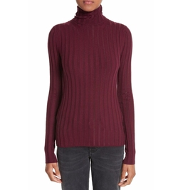 Corina Fitted Turtleneck Sweater by Acne Studios in Will & Grace