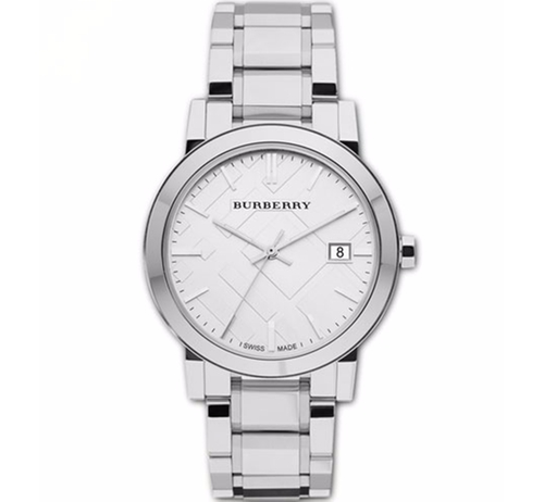 Polished Check Sunray Watch by Burberry in Scandal - Season 5 Episode 20