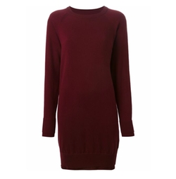 Short Sweater Dress by Maison Margiela in Empire