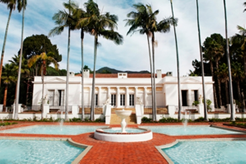 El Fureidis (Depicted as Scarface Mansion) Montecito, California in Scarface
