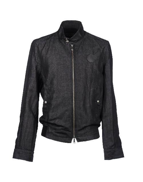 DENIM Jacket by RICHMOND in Sabotage