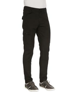 Trooper Cargo Twill Pants, Black by J Brand Jeans in Guardians of the Galaxy