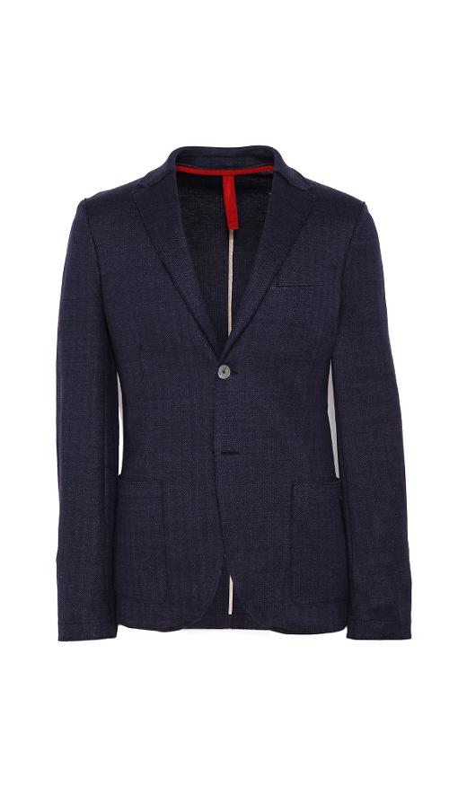 Herringbone Blazer by Harris Wharf in Beyond the Lights