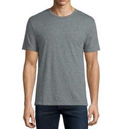 Classic Short-Sleeve Crewneck T-Shirt by Alexander Wang in Modern Family