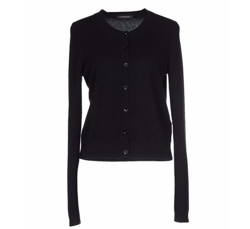 Round Collar Cardigan by Strenesse in Pretty Little Liars - Season 7 Preview