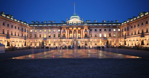 Somerset House London, United Kingdom in London Has Fallen