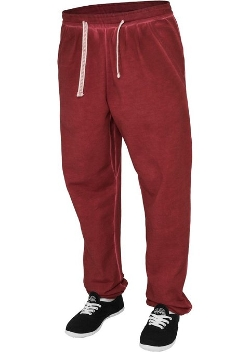 Women's Spray Dye Sweatpant by Urban Classics in Mean Girls