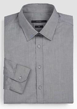 Cotton Dress Shirt by Gucci in Mortdecai