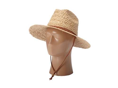 Raffia Chin Cord Sun Hat by San Diego Hat Company in Modern Family - Season 7 Episode 1