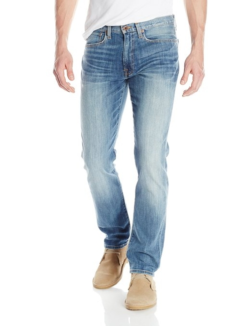 121 Heritage Slim Denim Jeans by Lucky Brand in Dope