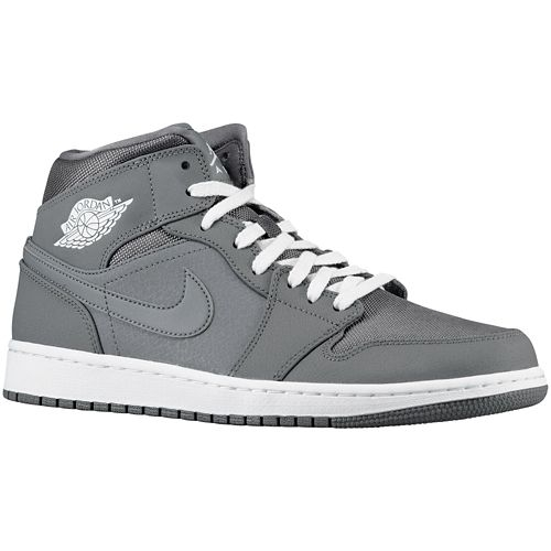 Jordan Aj1 Mid Sneakers by Nike in Adult Beginners