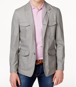 Men's Field Jacket by Vince Camuto in Power Rangers