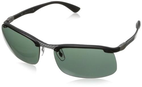 Tech Carbon Fiber Rectangle Sunglasses by Ray-Ban in The Expendables 3