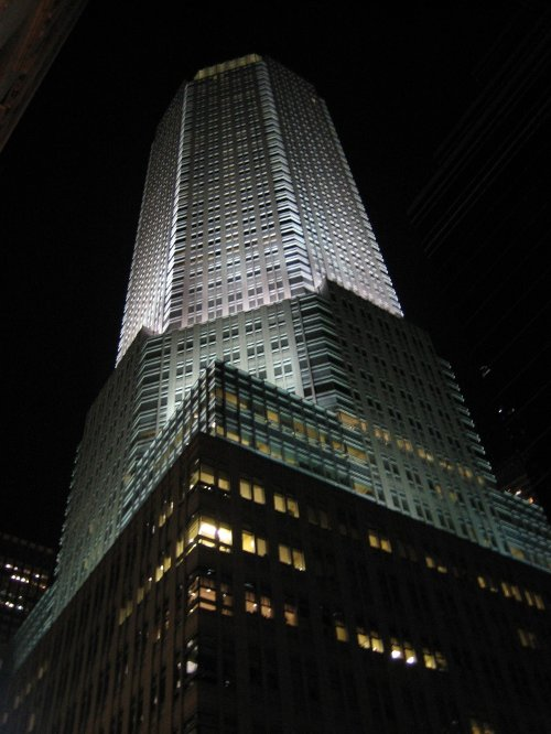 J.P. Morgan New York City, New York in John Wick
