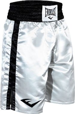 Standard Boxing Trunks by Everlast in Southpaw