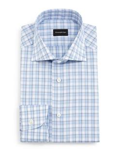 Textured Dress Shirt by Ermenegildo Zegna in The Proposal
