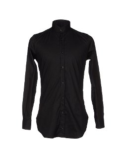 Mandarin Collar Shirt by Minimal in Sex and the City 2