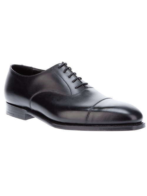 'Audley' Oxford Shoes by Crockett & Jones in Terminator: Genisys