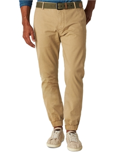Slim Fit Alpha Joggers Pants by Dockers in Creed