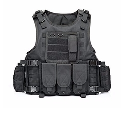 Tactical Vest by Yakeda in The Fate of the Furious